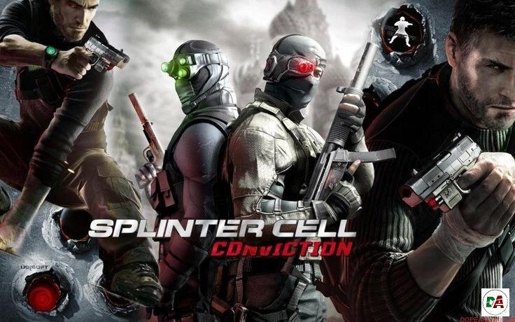 SPLINTER CELL CONVICTION [4 7 GB] | DopeArena