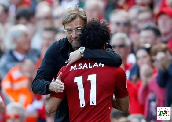 Liverpool won't force Salah to stay, says Klopp